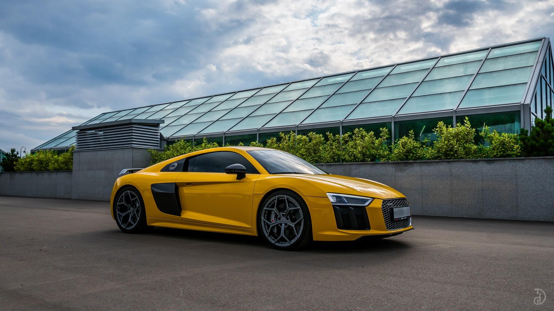 Audi R8. Фото 3