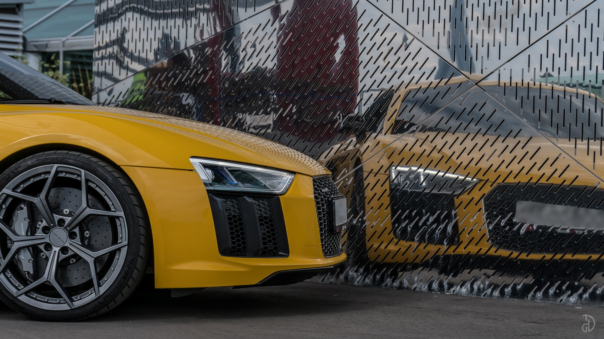 Audi R8. Фото 6