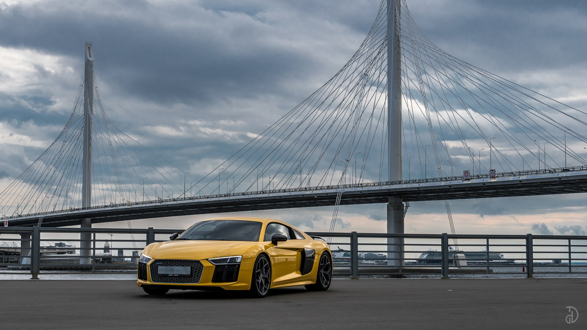 Audi R8. Фото 8