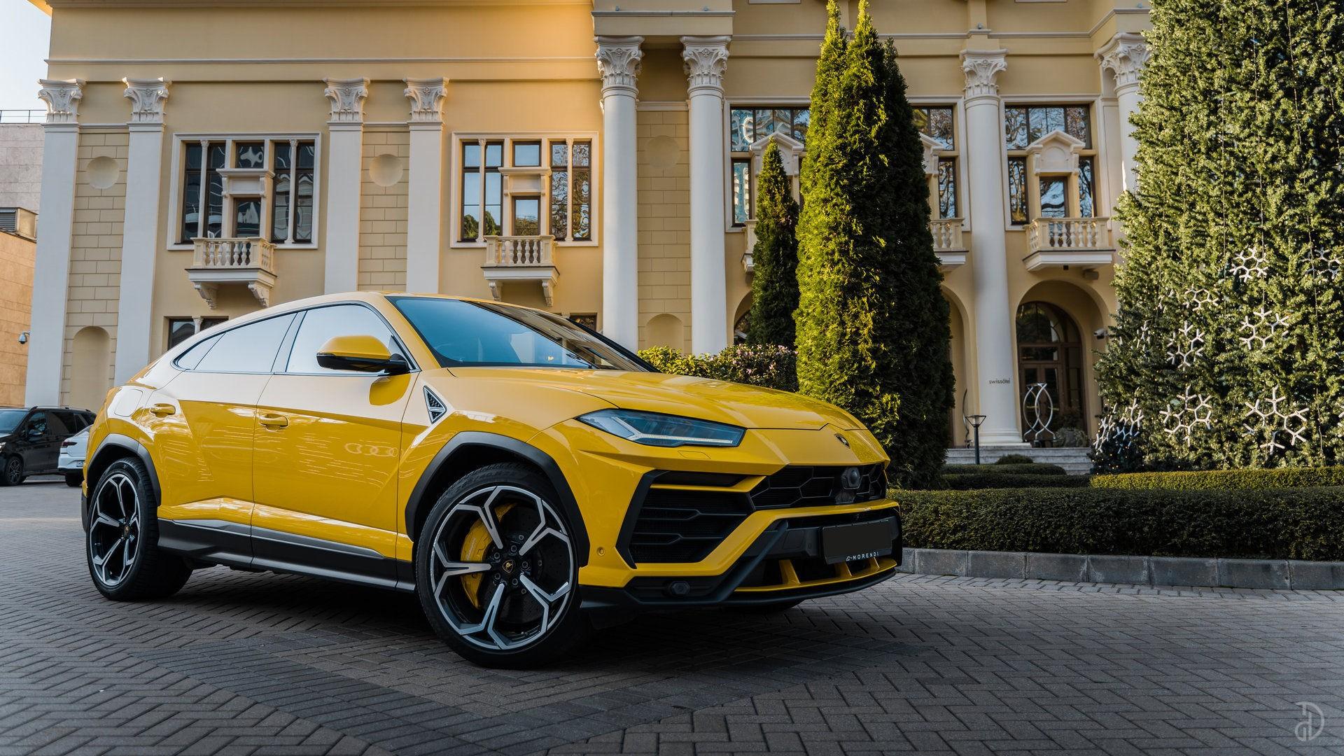 Аренда Lamborghini Urus в Сочи. Фото 1