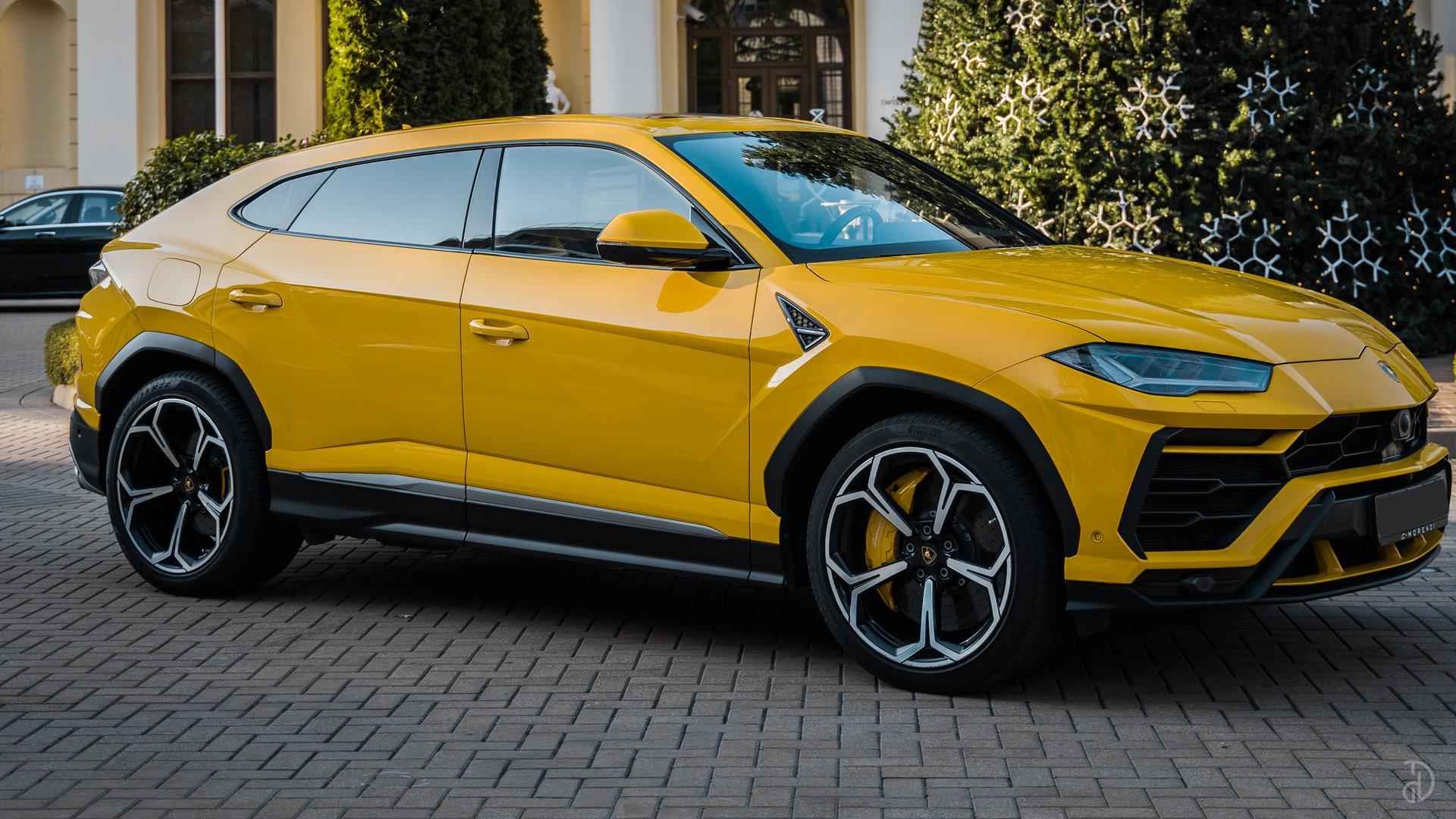 Аренда Lamborghini Urus в Сочи. Фото 6