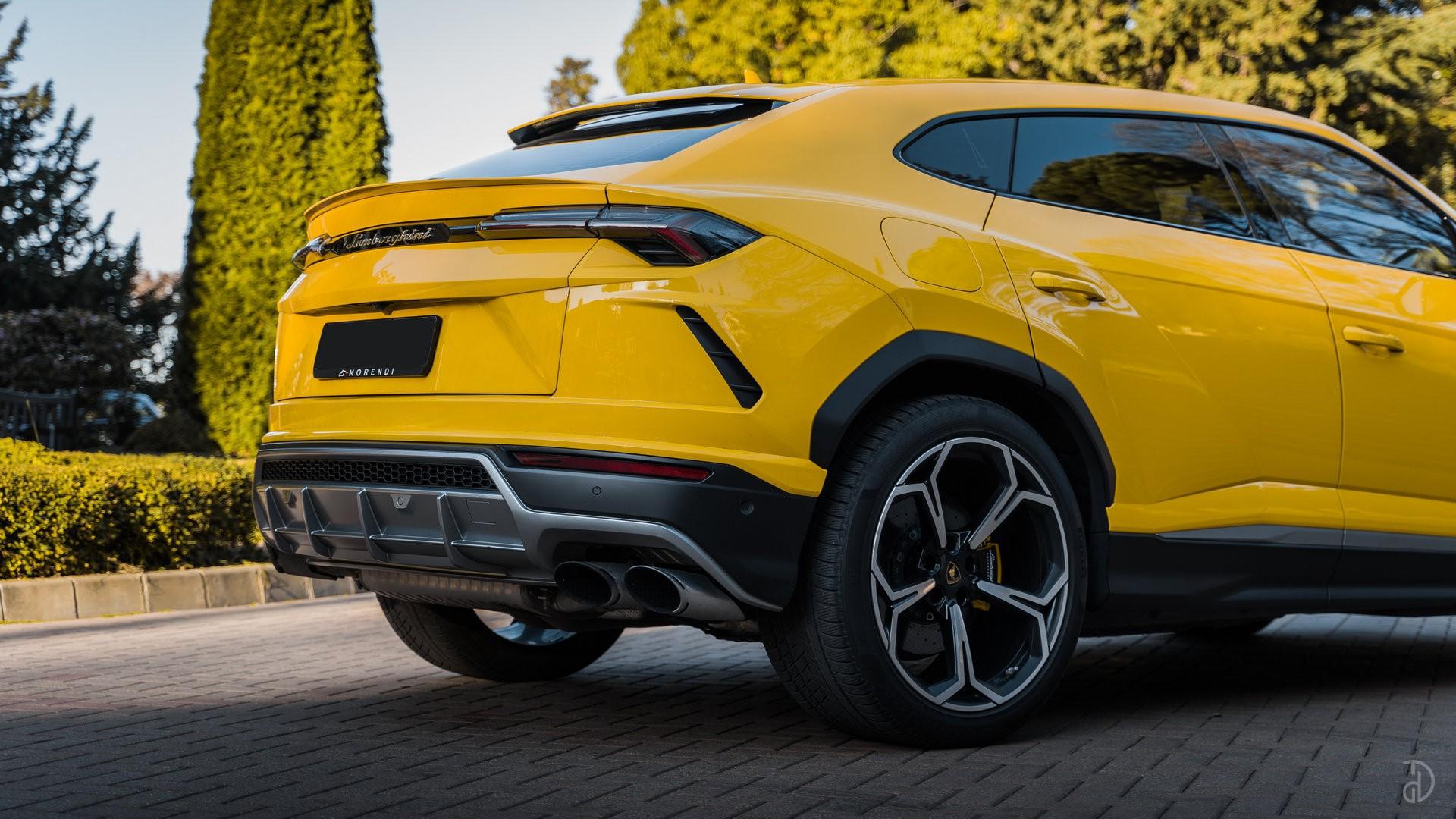 Аренда Lamborghini Urus в Сочи. Фото 8