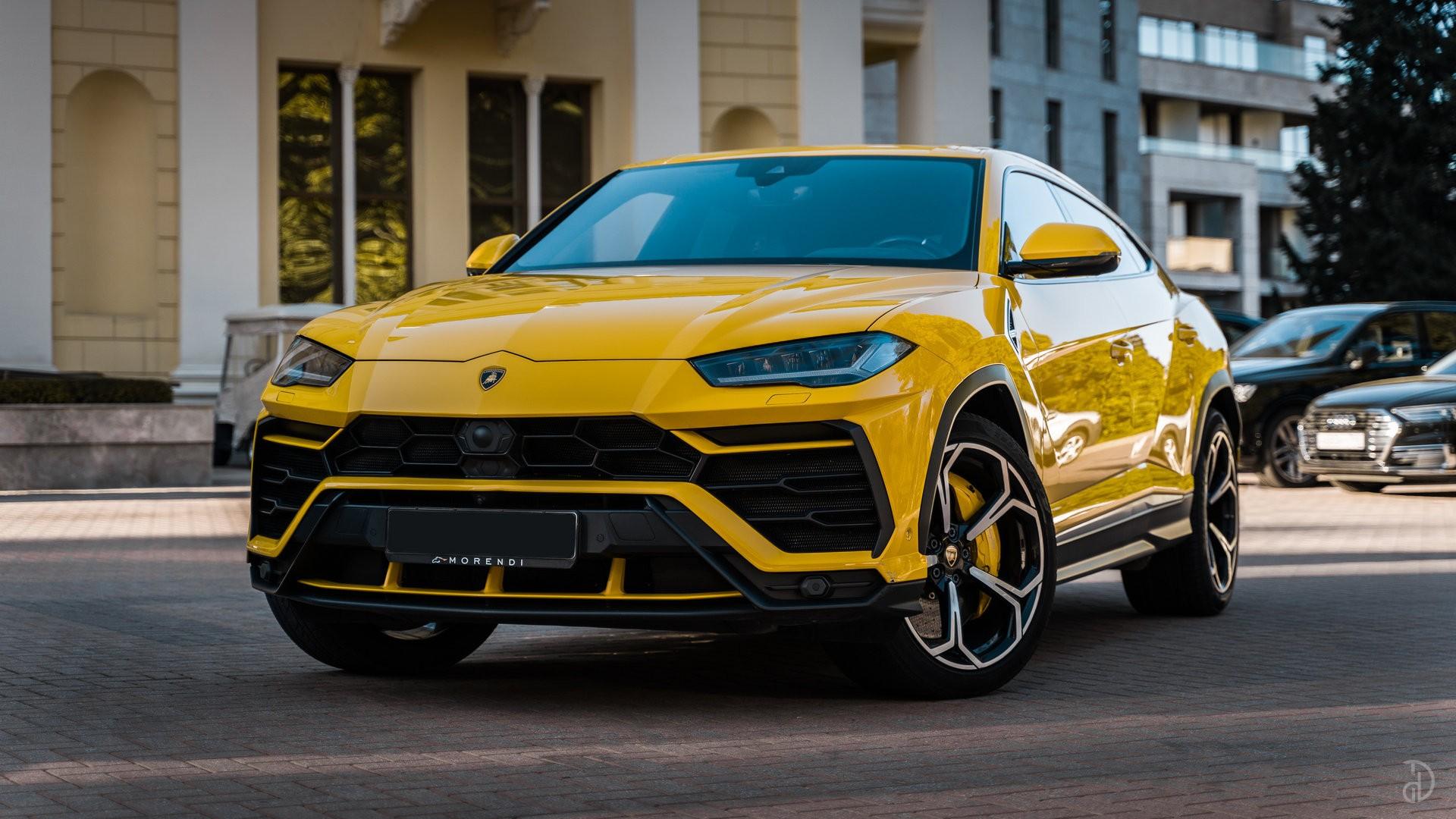 Аренда Lamborghini Urus в Сочи. Фото 3