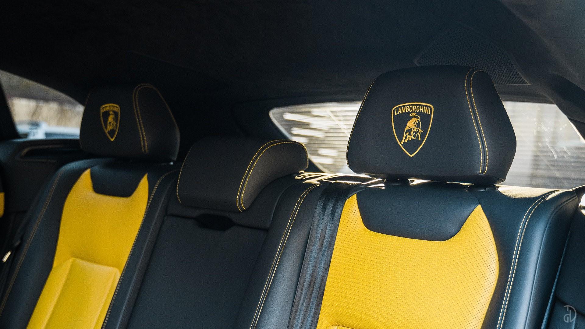 Аренда Lamborghini Urus в Сочи. Фото 13