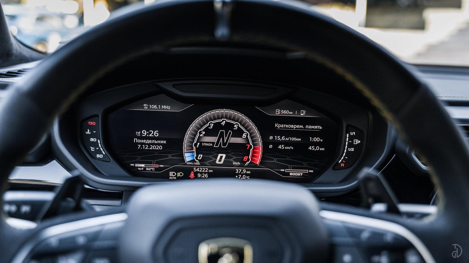 Аренда Lamborghini Urus в Сочи. Фото 10