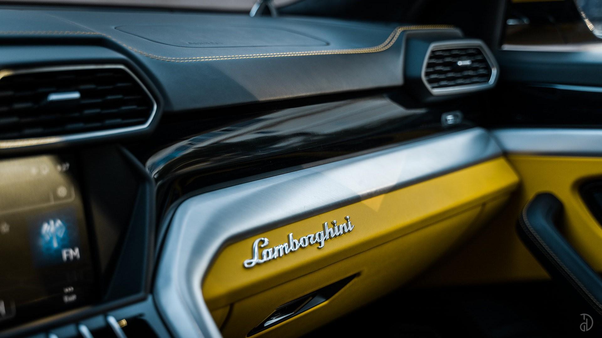 Аренда Lamborghini Urus в Сочи. Фото 14