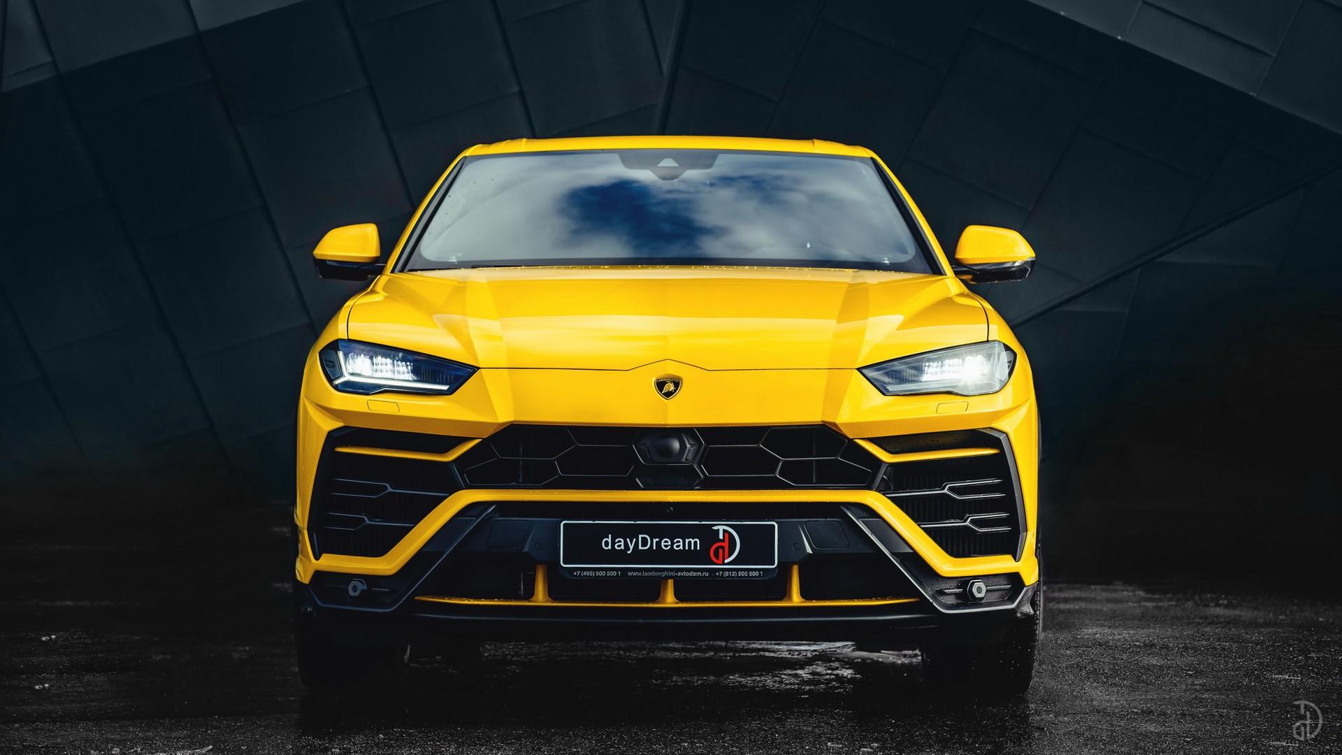 Lamborghini Urus. Фото 3
