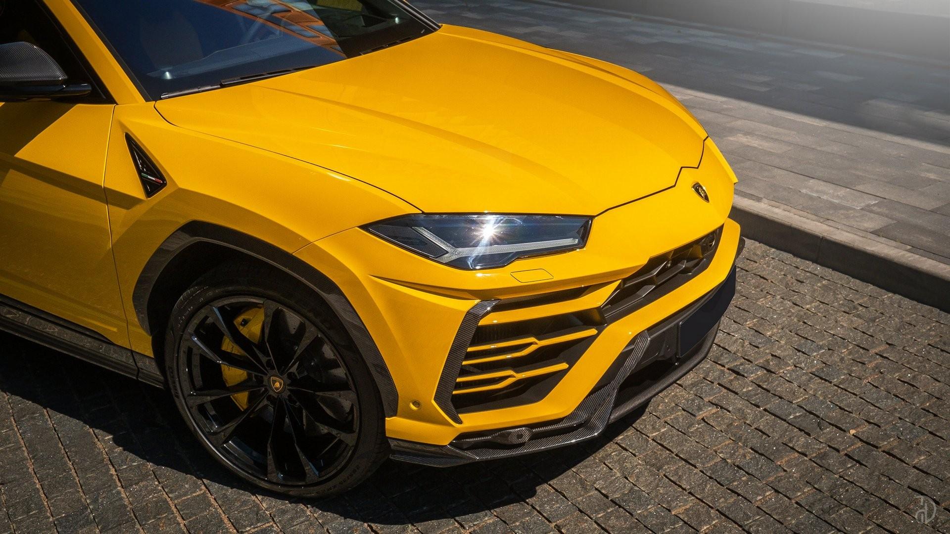 Аренда Lamborghini Urus в Сочи. Фото 4