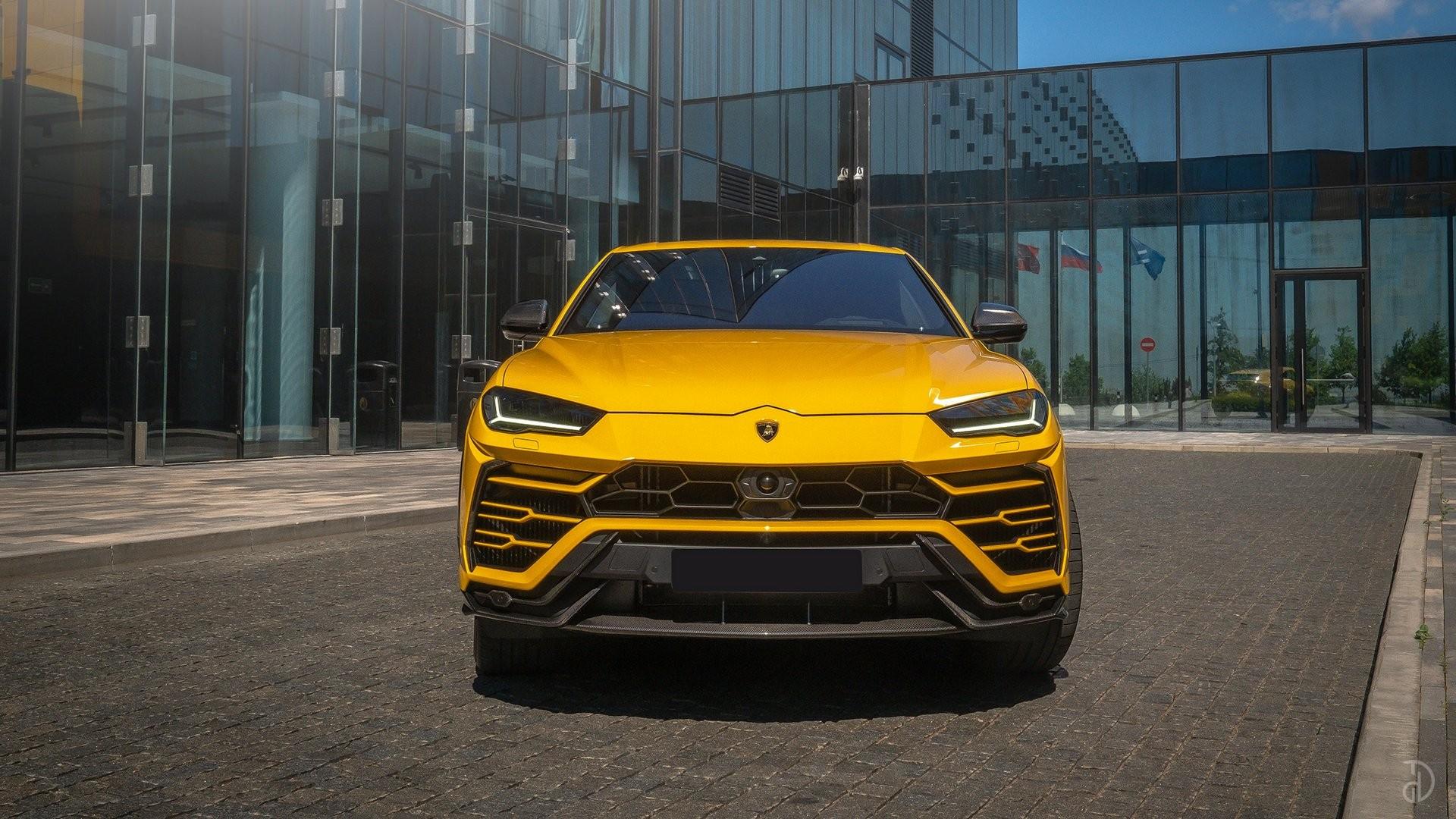 Аренда Lamborghini Urus в Сочи. Фото 5