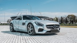 Аренда Mercedes AMG GTS в Москве