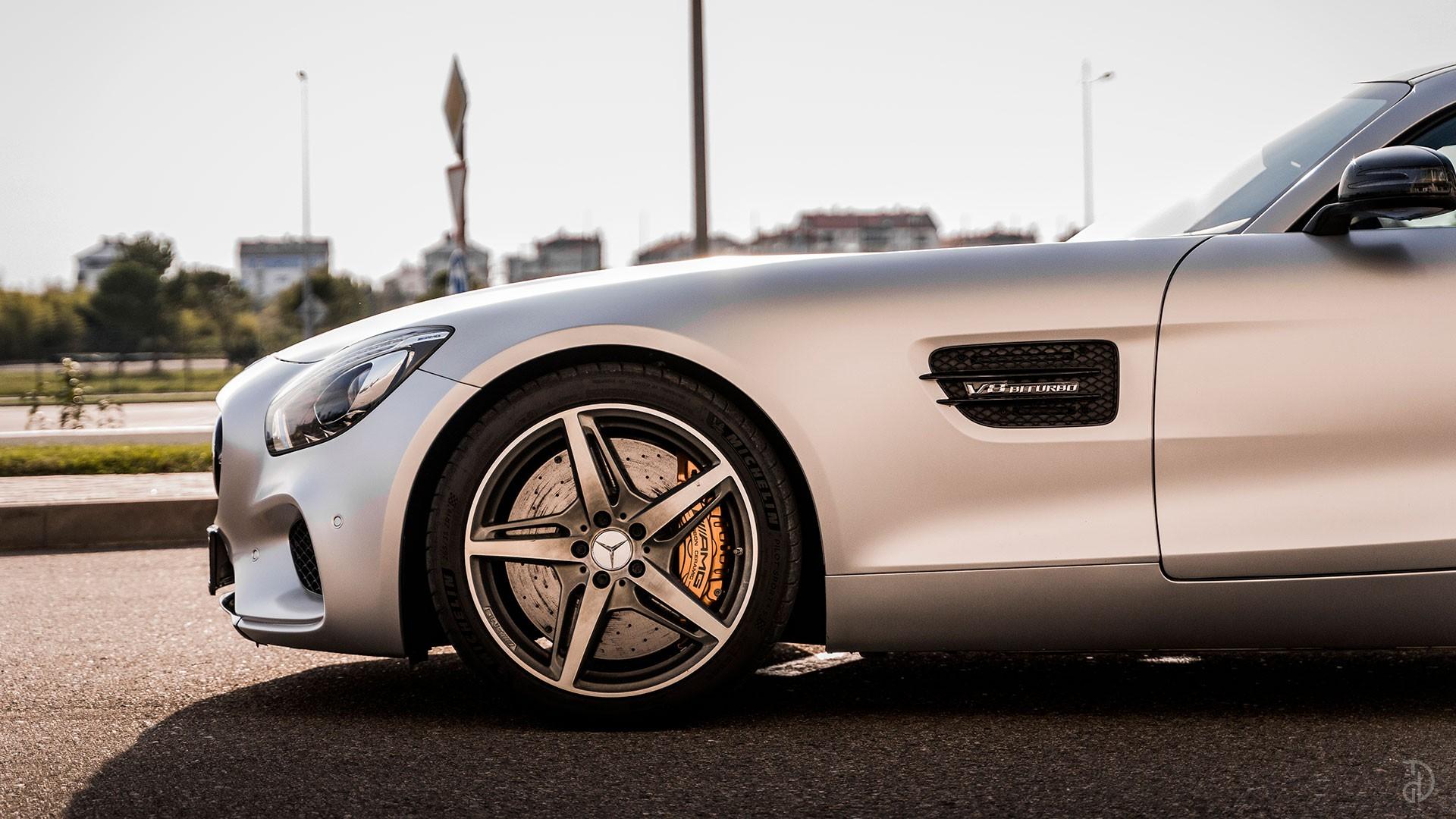 Аренда Mercedes AMG GTS в Сочи. Фото 9
