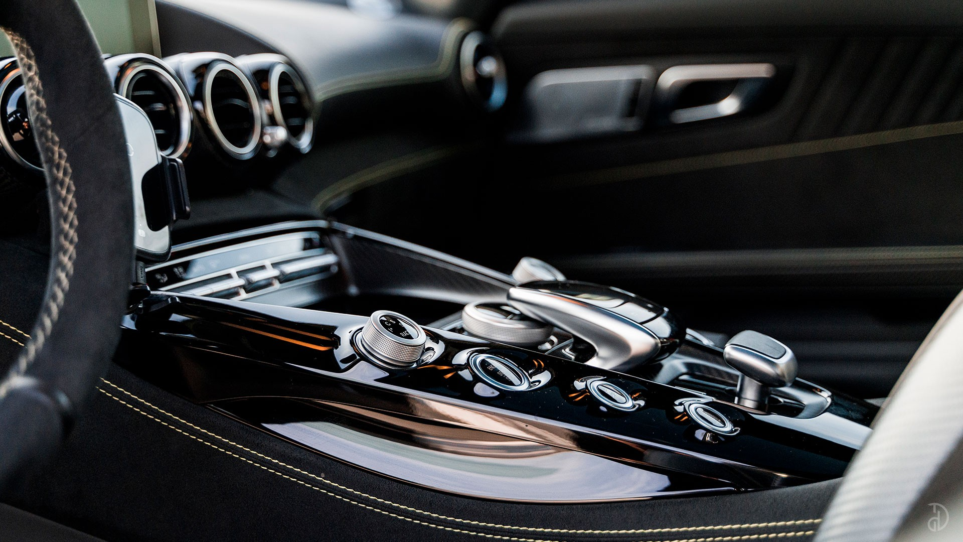 Аренда Mercedes AMG GTS в Сочи. Фото 11