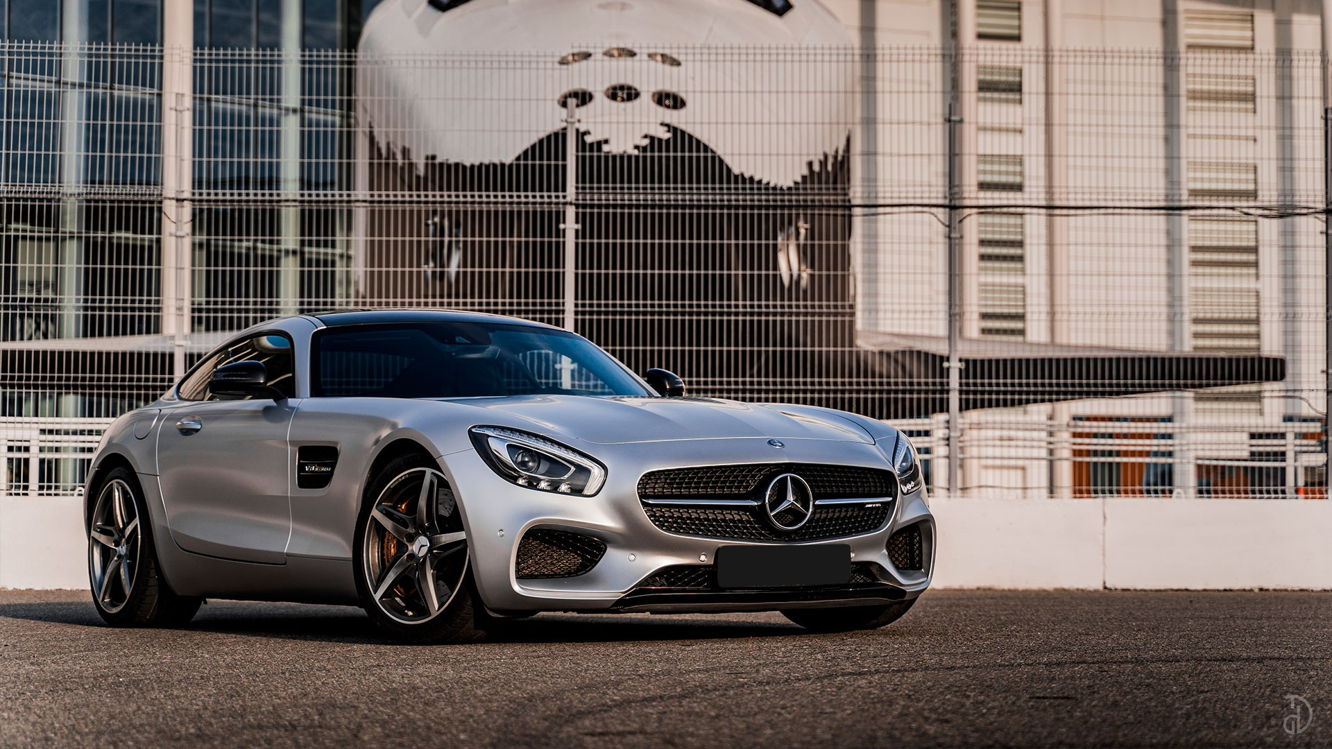 Аренда Mercedes AMG GTS в Сочи. Фото 3