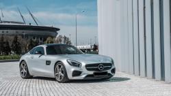 Аренда Mercedes AMG GTS в Сочи