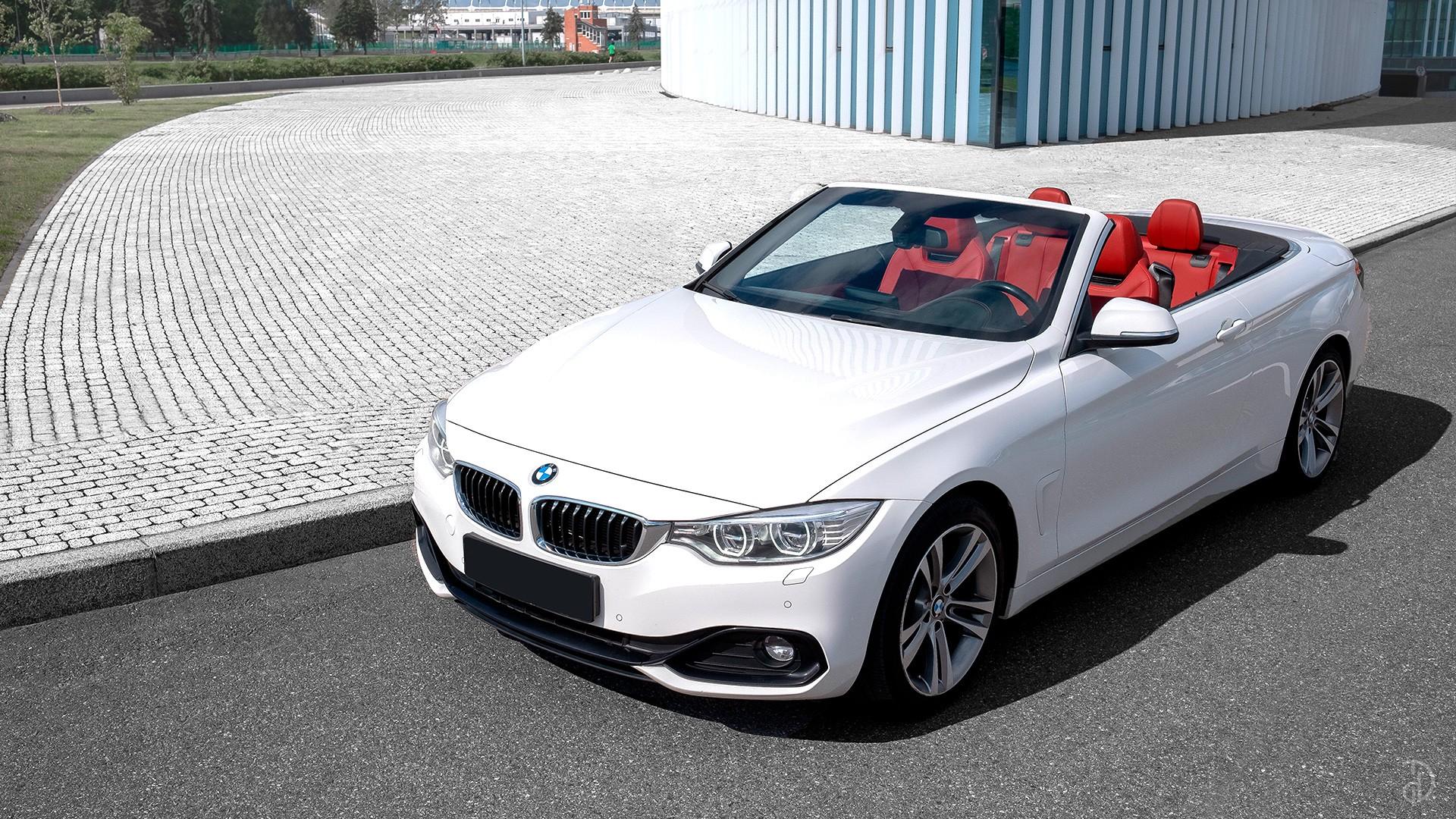 Аренда BMW 420 Cabriolet в Москве. Фото 5