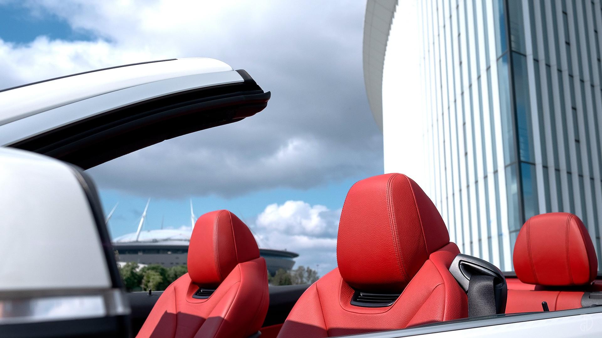 Аренда BMW 420 Cabriolet в Москве. Фото 10
