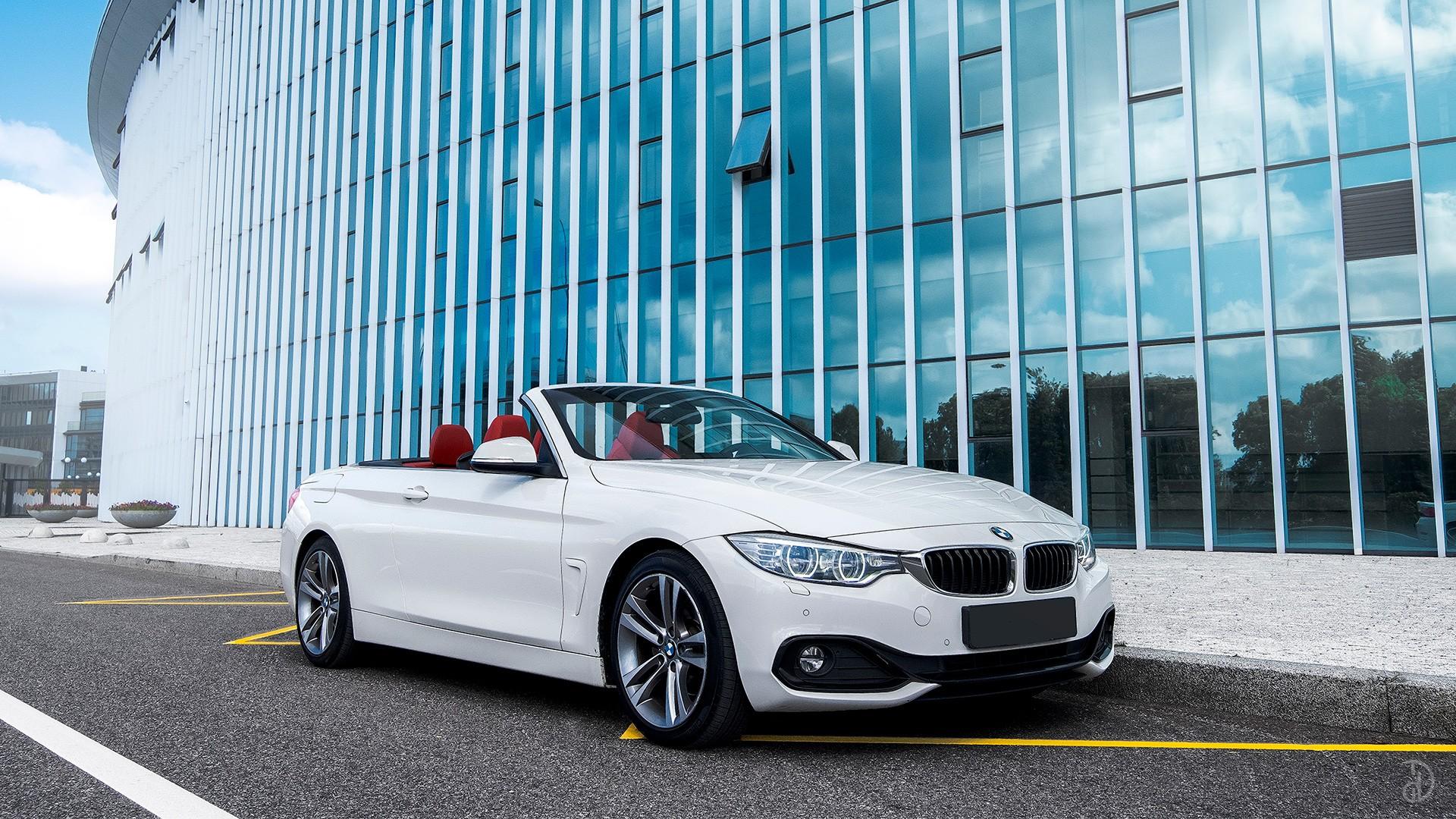 BMW 420 Cabriolet. Фото 1