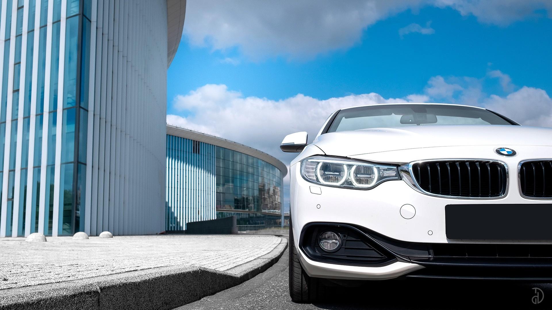 BMW 420 Cabriolet. Фото 6