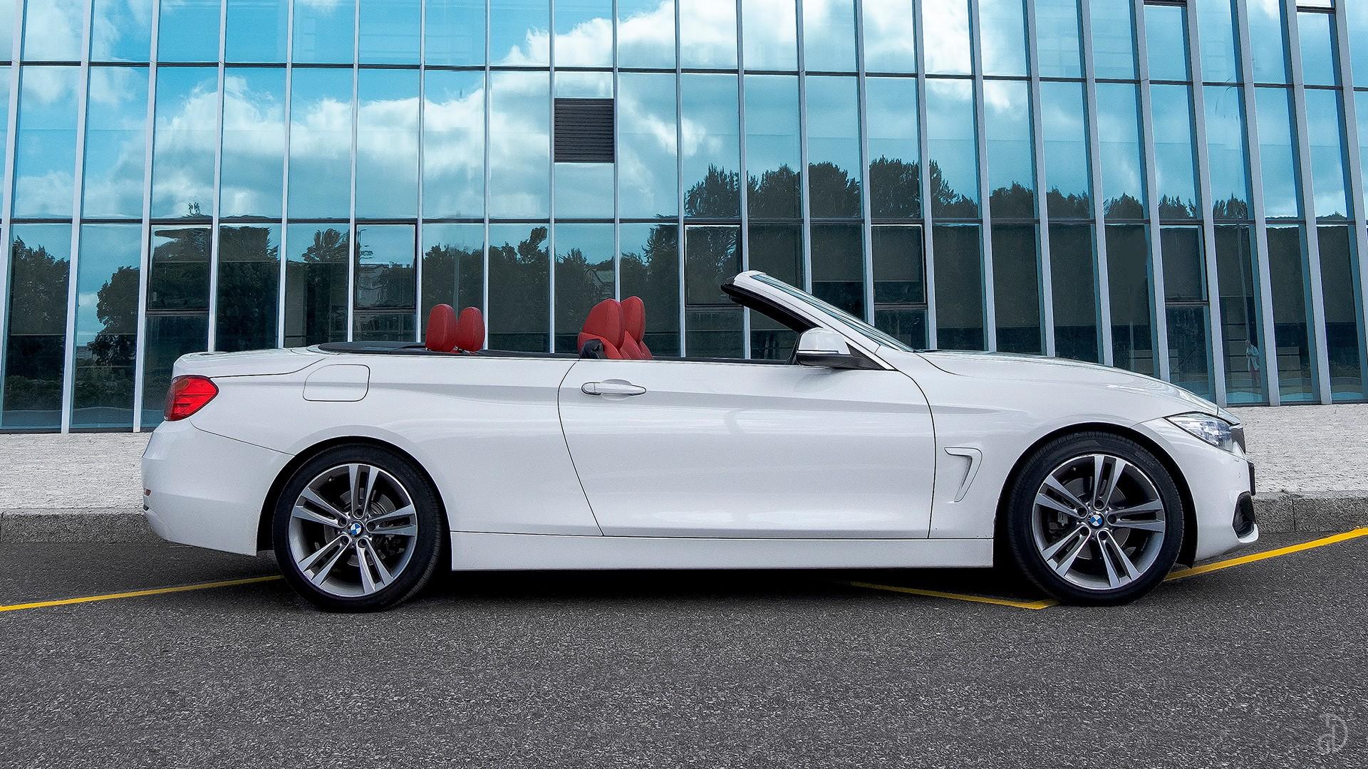 BMW 420 Cabriolet. Фото 2