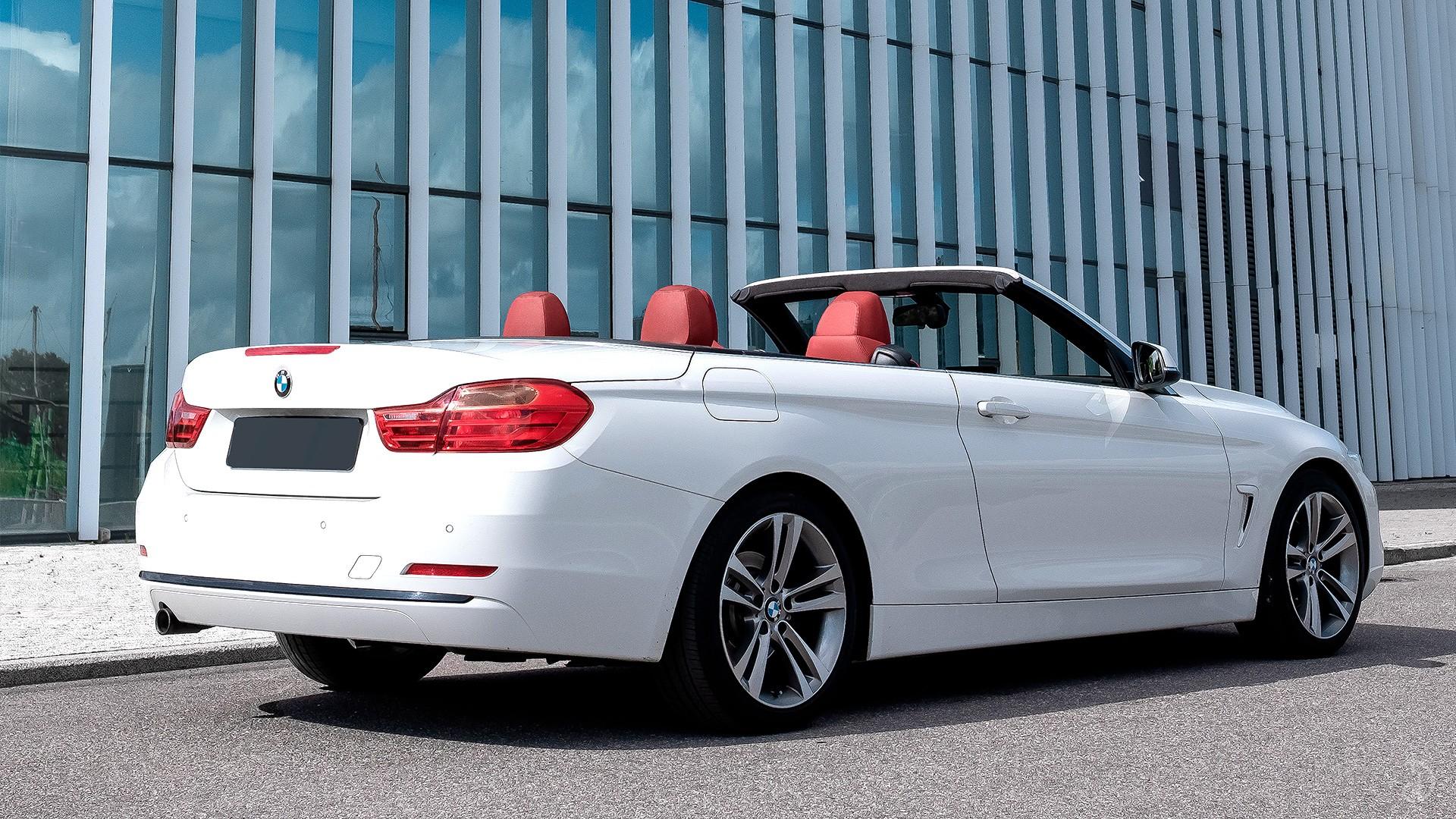 BMW 420 Cabriolet. Фото 3