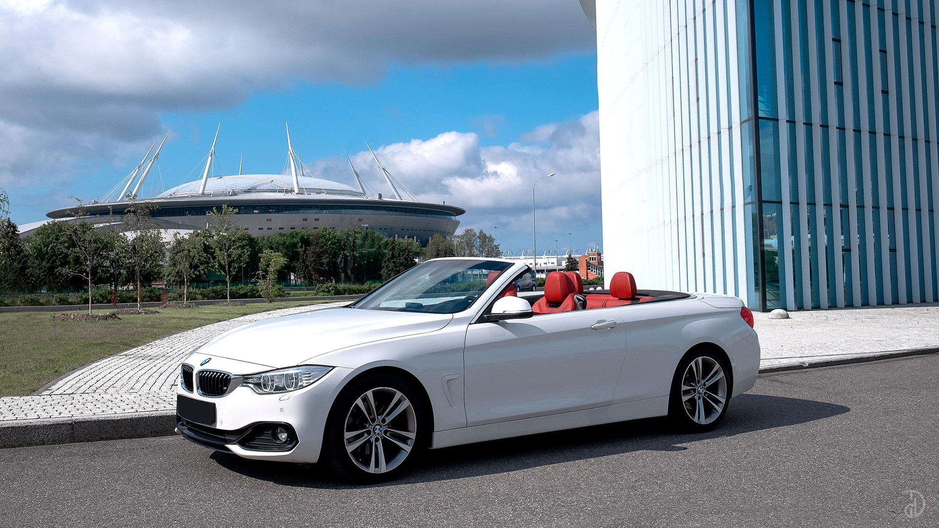 BMW 420 Cabriolet. Фото 4
