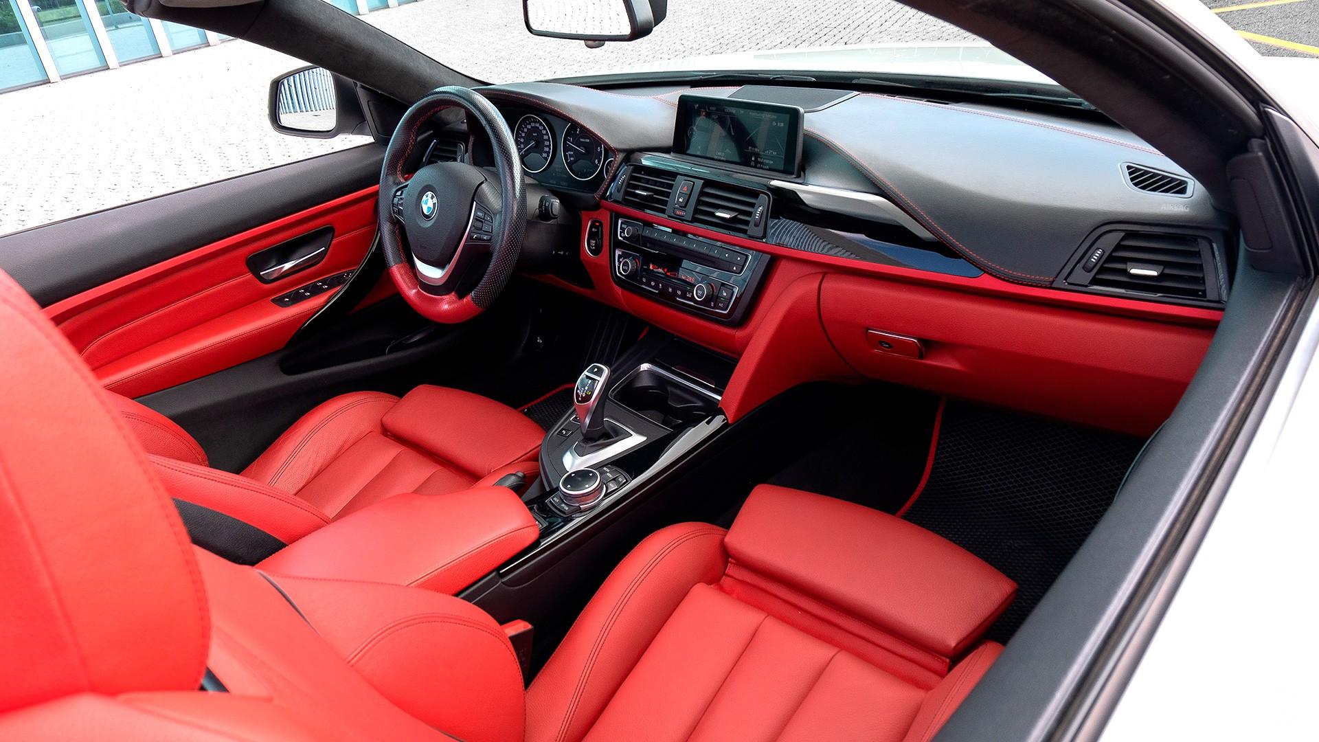 BMW 420 Cabriolet. Фото 7