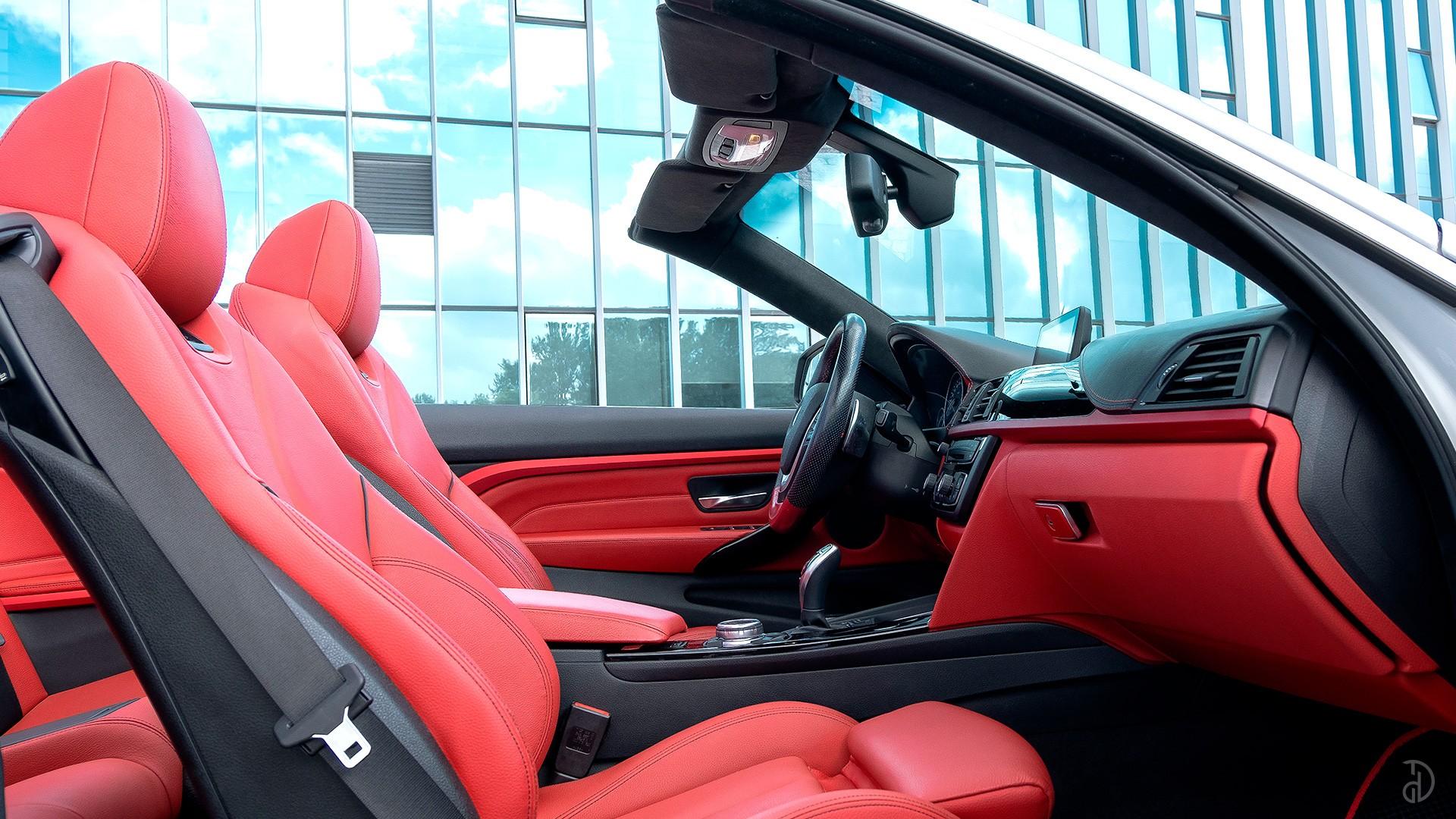 BMW 420 Cabriolet. Фото 8