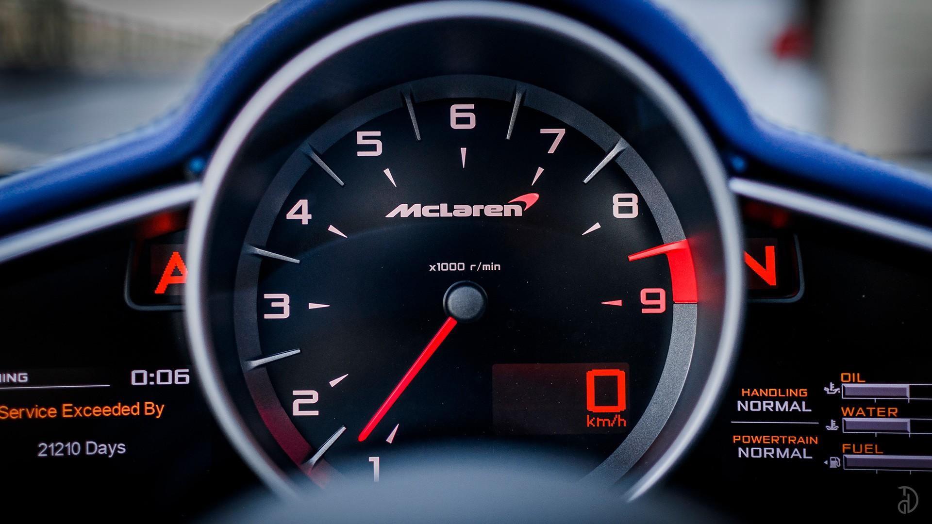 Аренда McLaren 650S в Москве. Фото 8