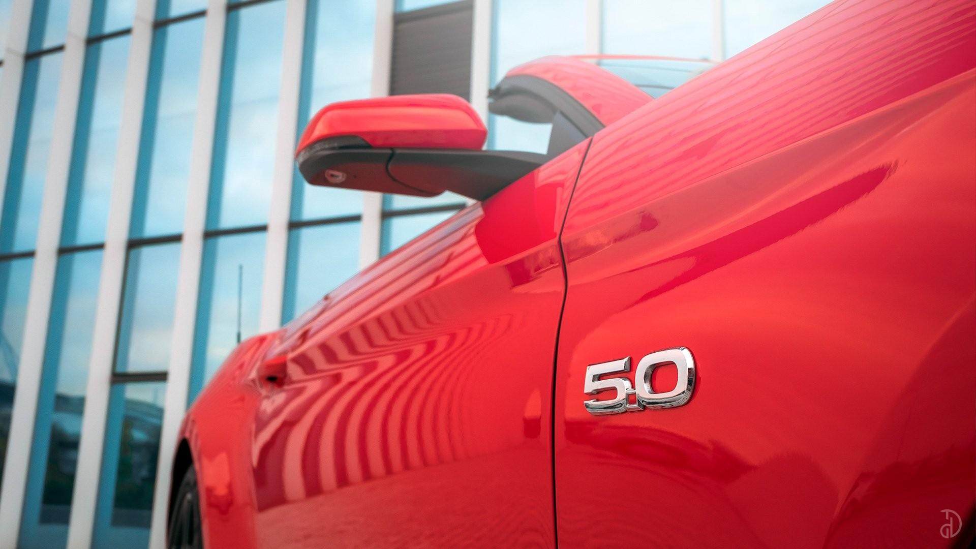 Аренда Ford Mustang GT 5.0  в Москве. Фото 11
