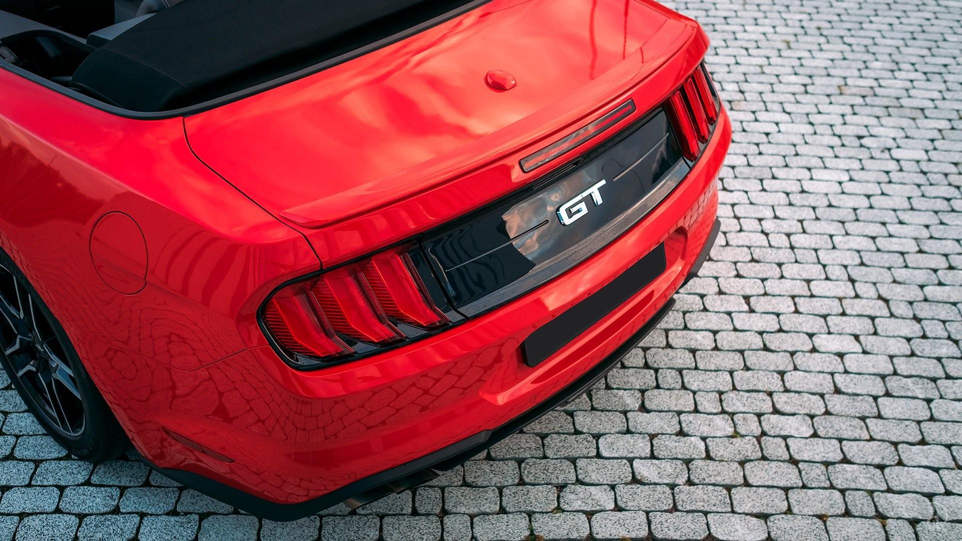 Аренда Ford Mustang GT 5.0  в Москве. Фото 12