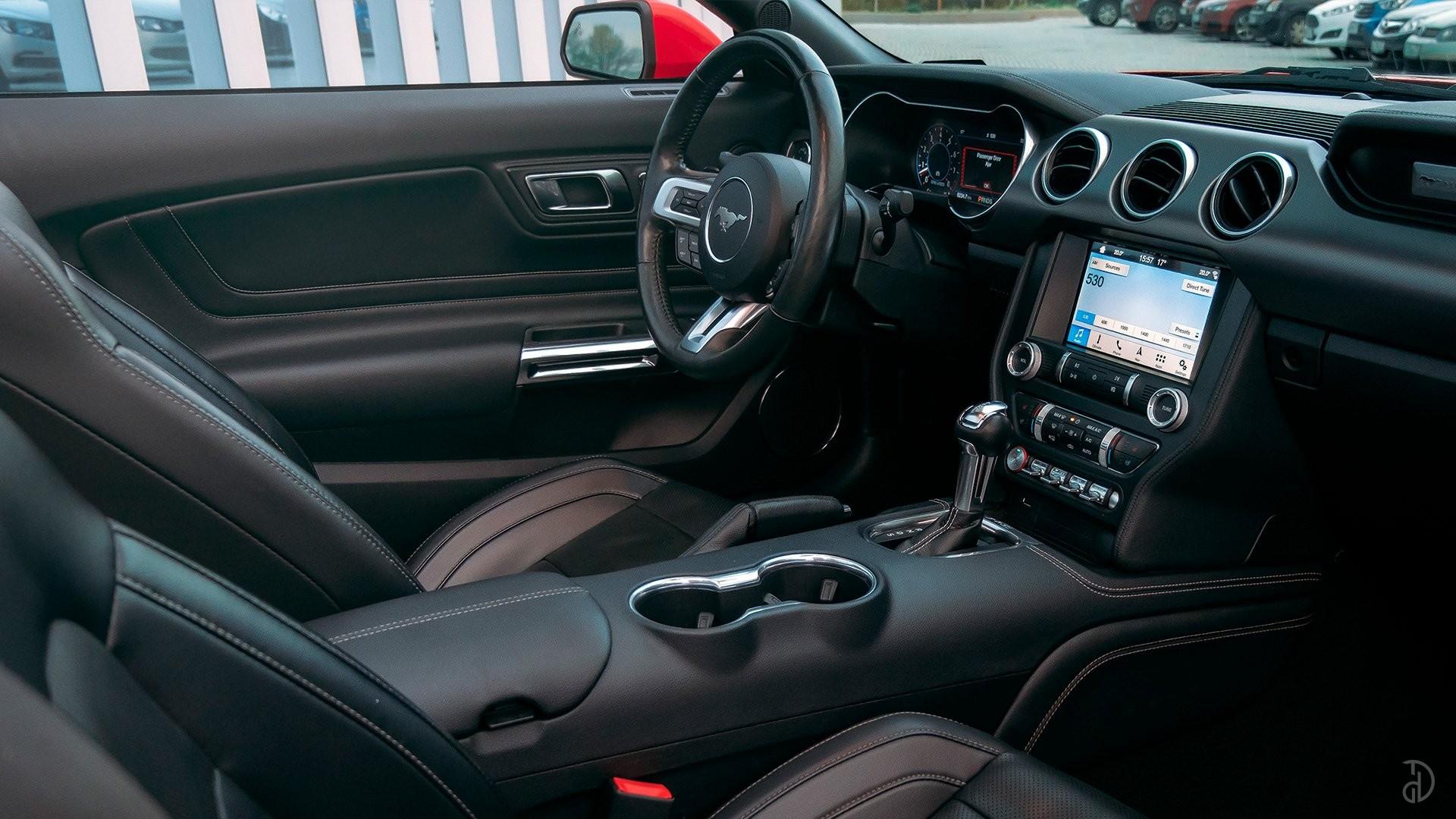 Аренда Ford Mustang GT 5.0  в Москве. Фото 14