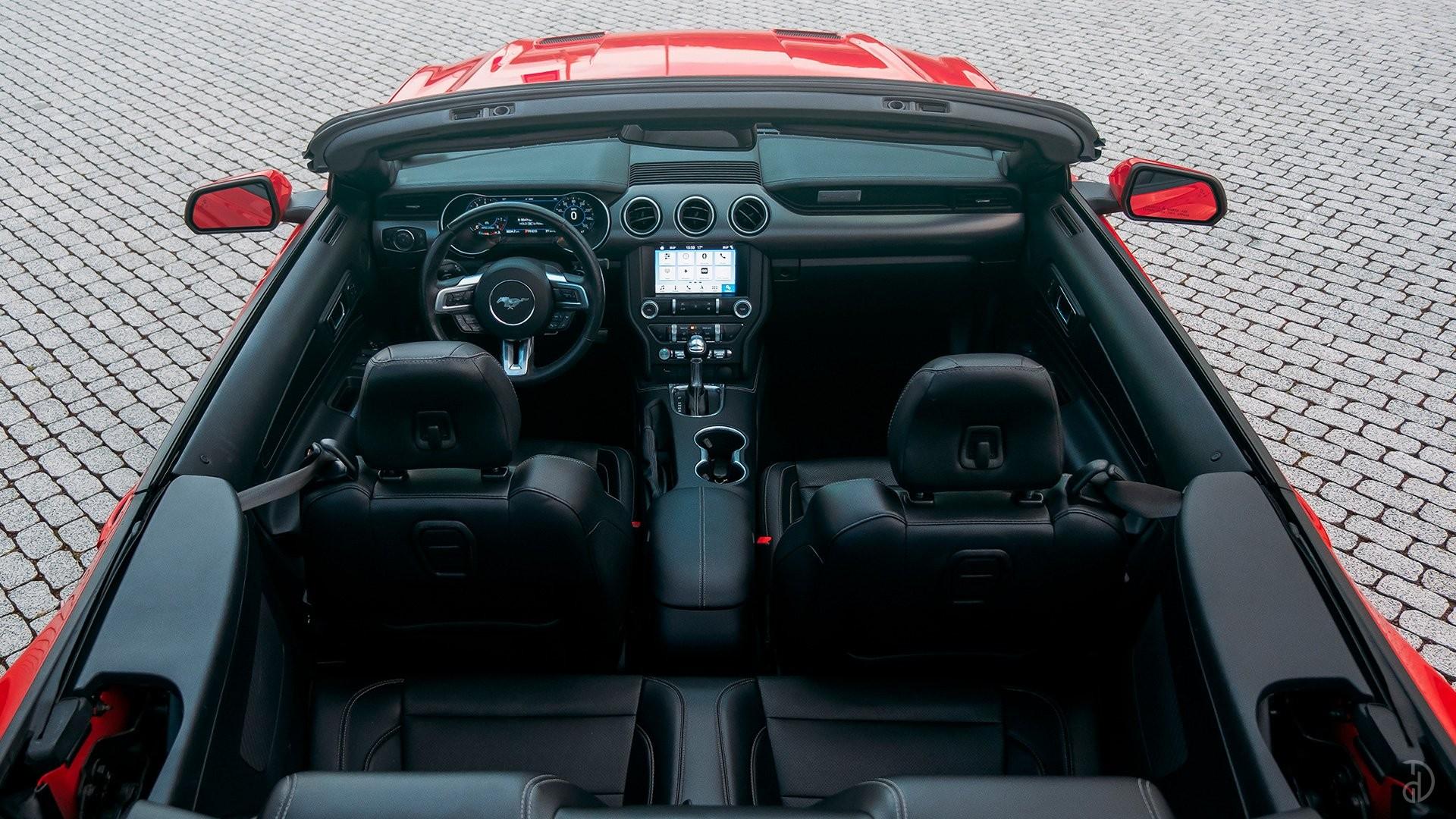 Аренда Ford Mustang GT 5.0  в Москве. Фото 15