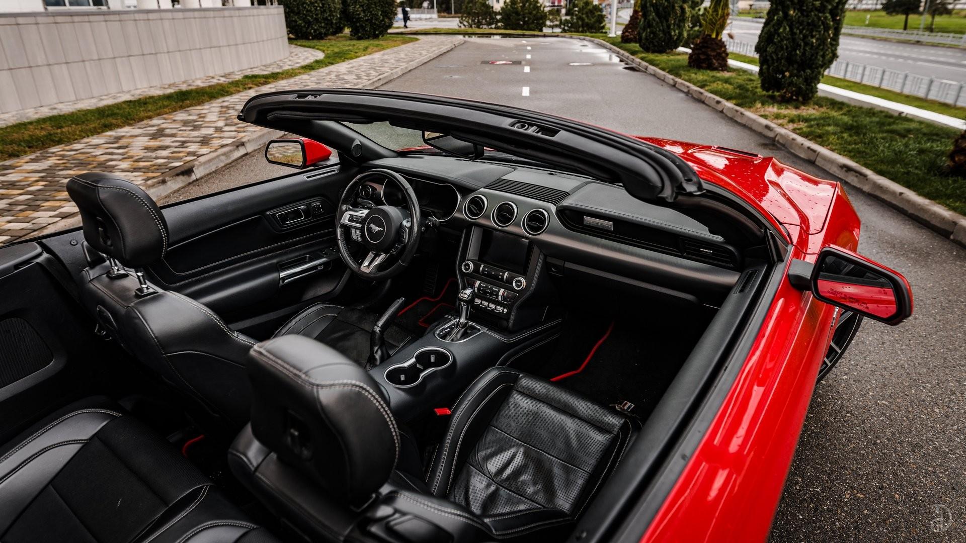 Аренда Ford Mustang GT 5.0 в Сочи. Фото 7