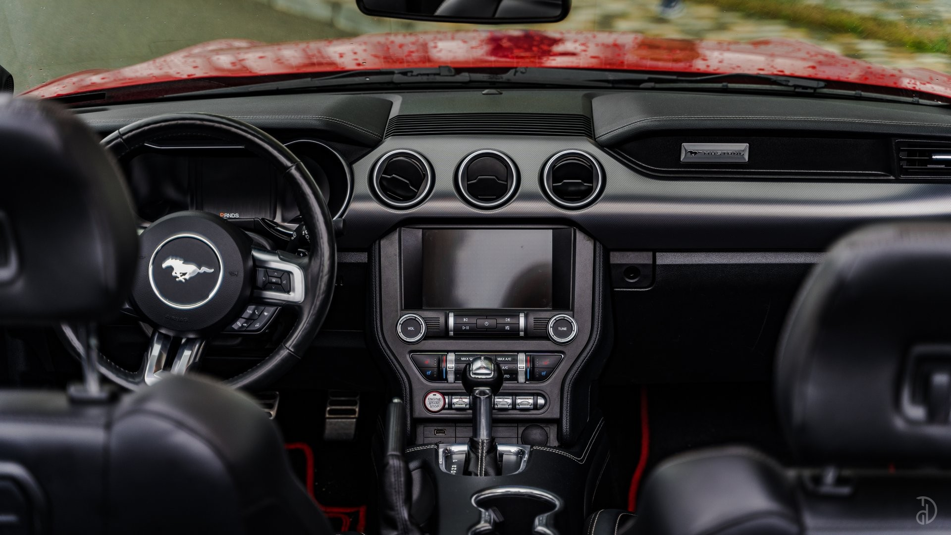 Аренда Ford Mustang GT 5.0 в Сочи. Фото 8