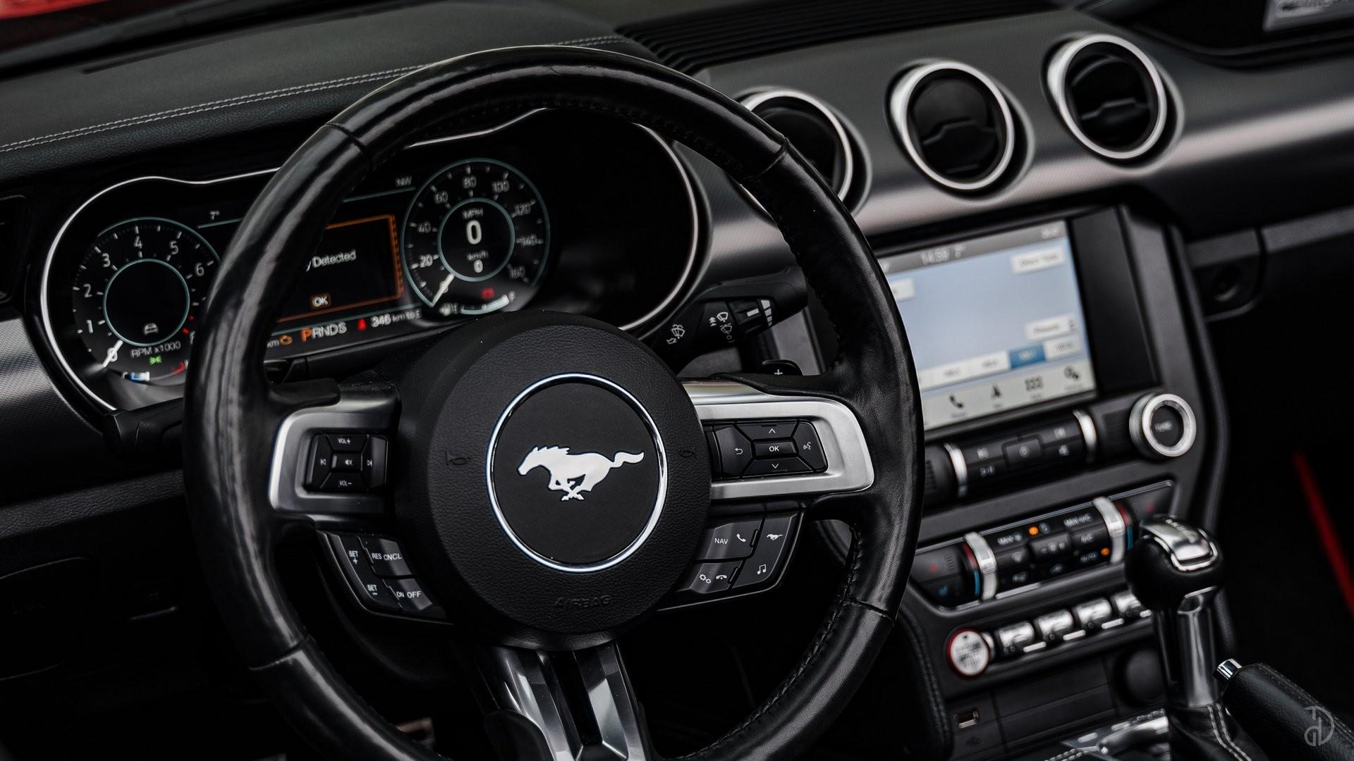 Аренда Ford Mustang GT 5.0 в Сочи. Фото 9