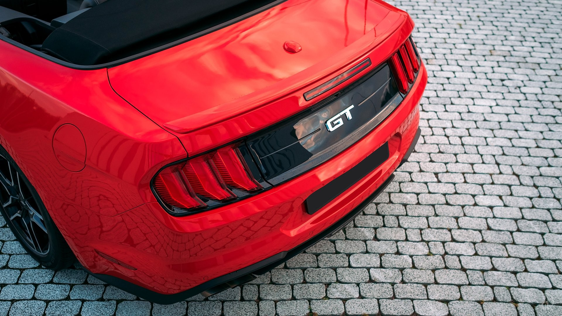 Ford Mustang GT 5.0. Фото 10