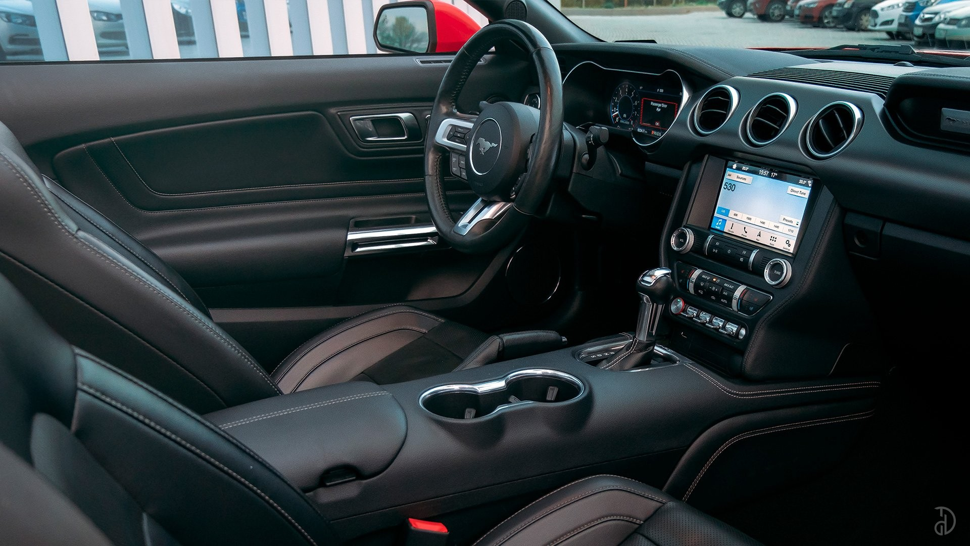 Ford Mustang GT 5.0. Фото 14