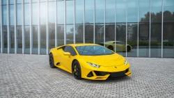 Аренда Lamborghini Huracan Evo в Москве