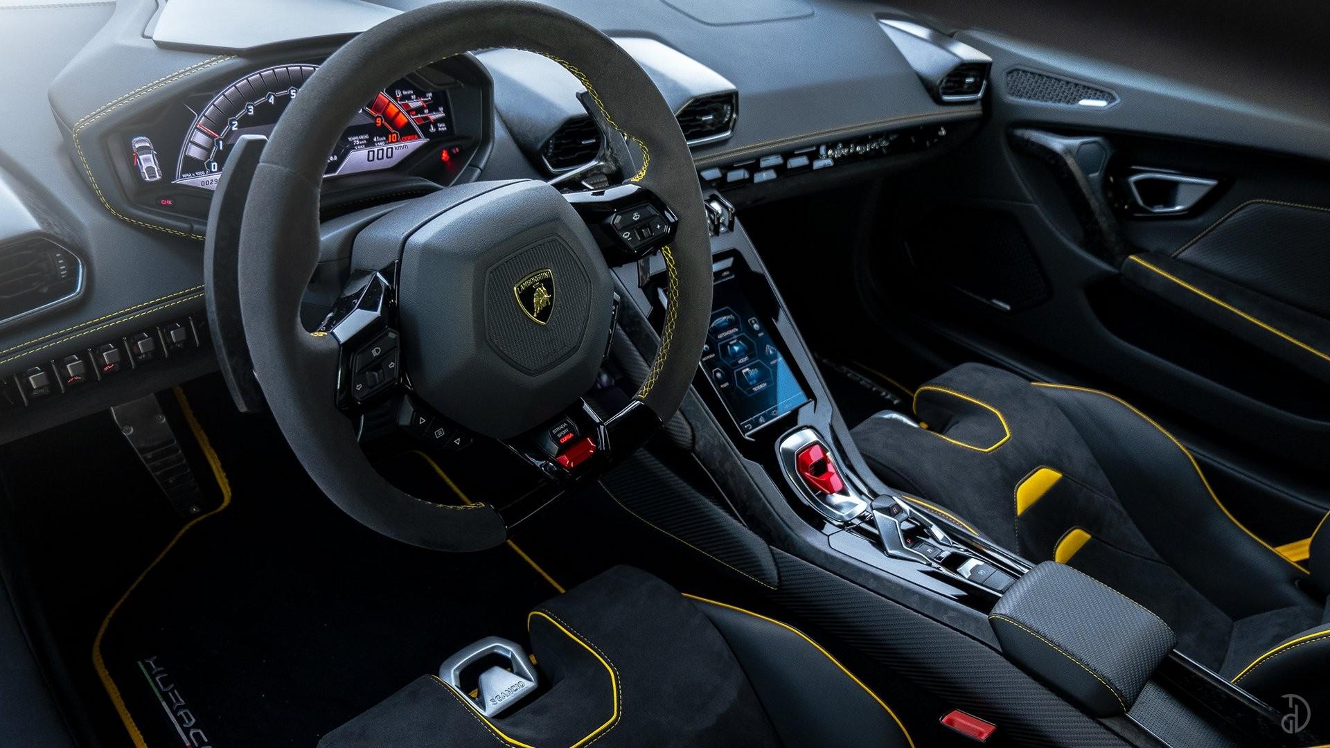 Аренда Lamborghini Huracan Evo в Москве. Фото 12