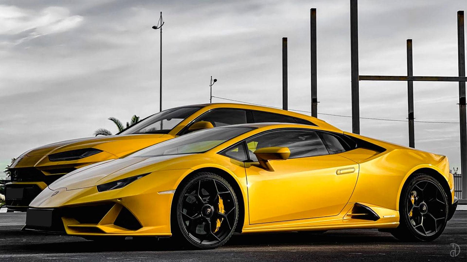 Аренда Lamborghini Huracan Evo в Сочи. Фото 21