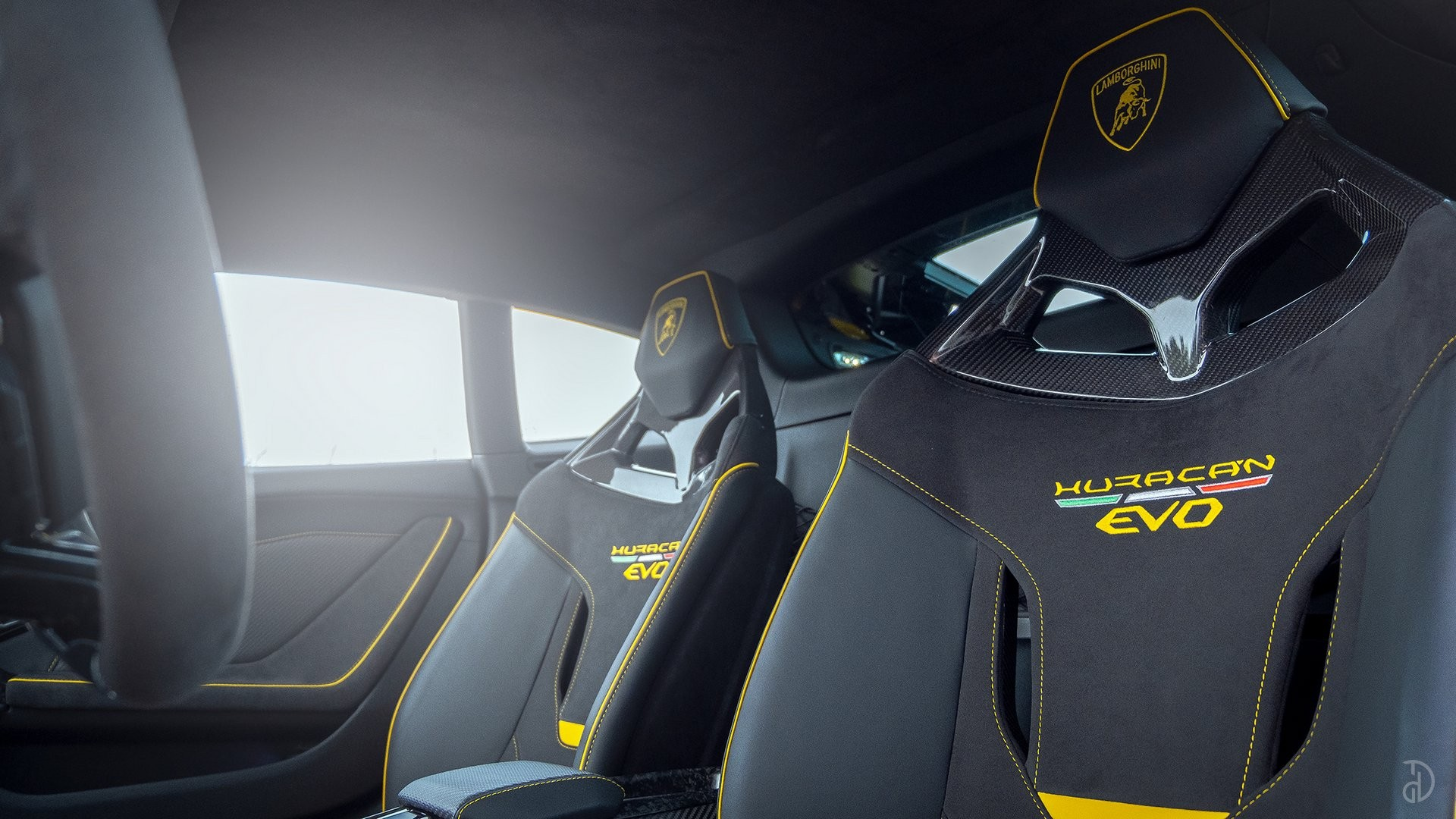 Аренда Lamborghini Huracan Evo в Сочи. Фото 14