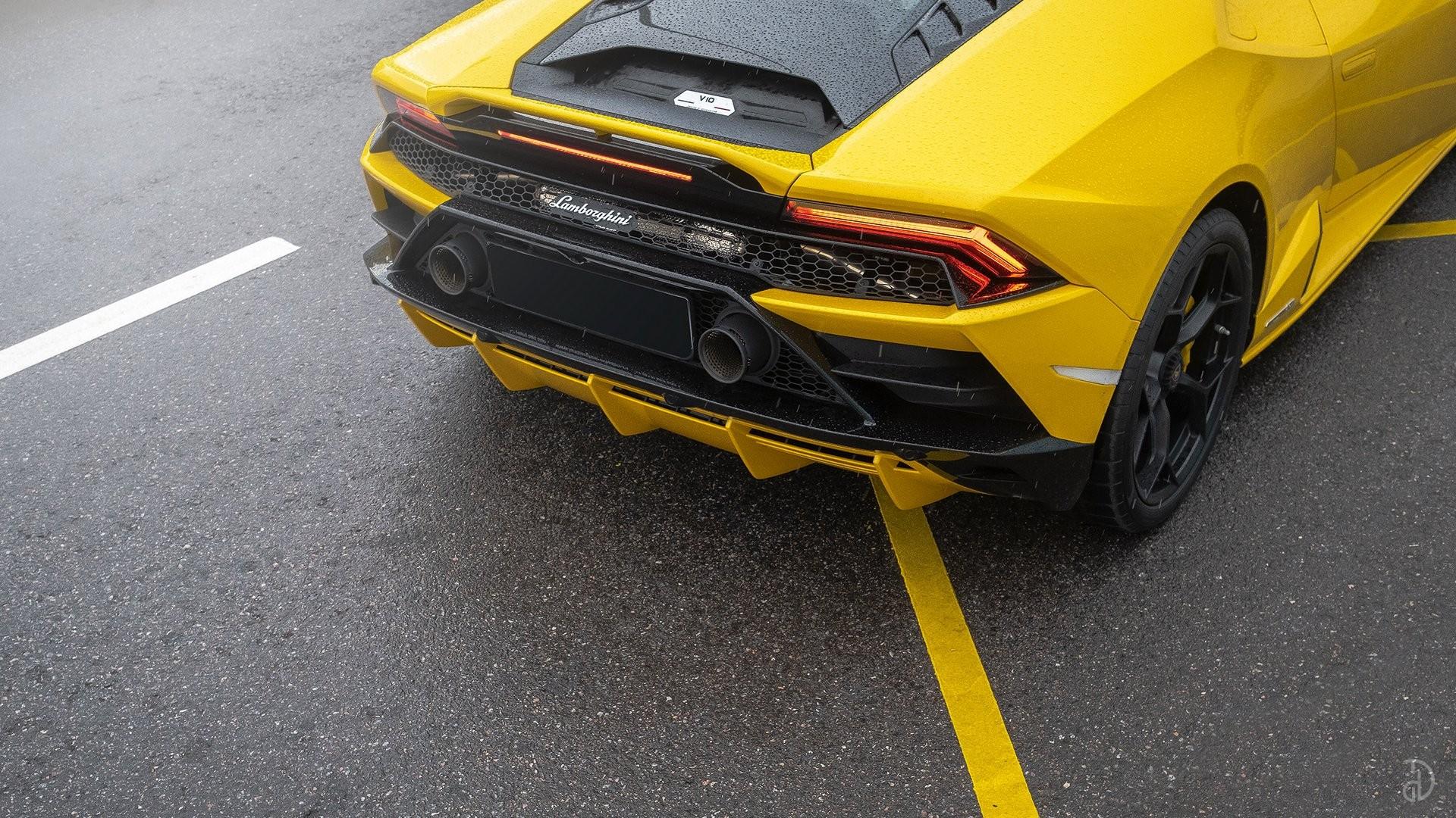 Аренда Lamborghini Huracan Evo в Сочи. Фото 19