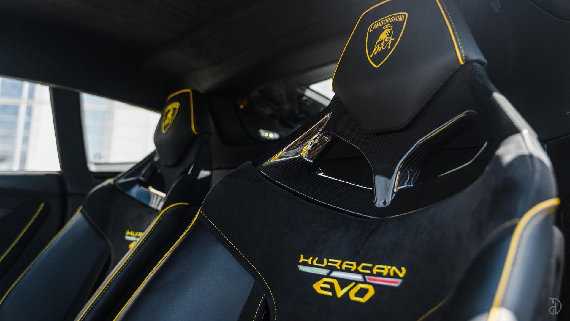 Аренда Lamborghini Huracan Evo в Сочи. Фото 12