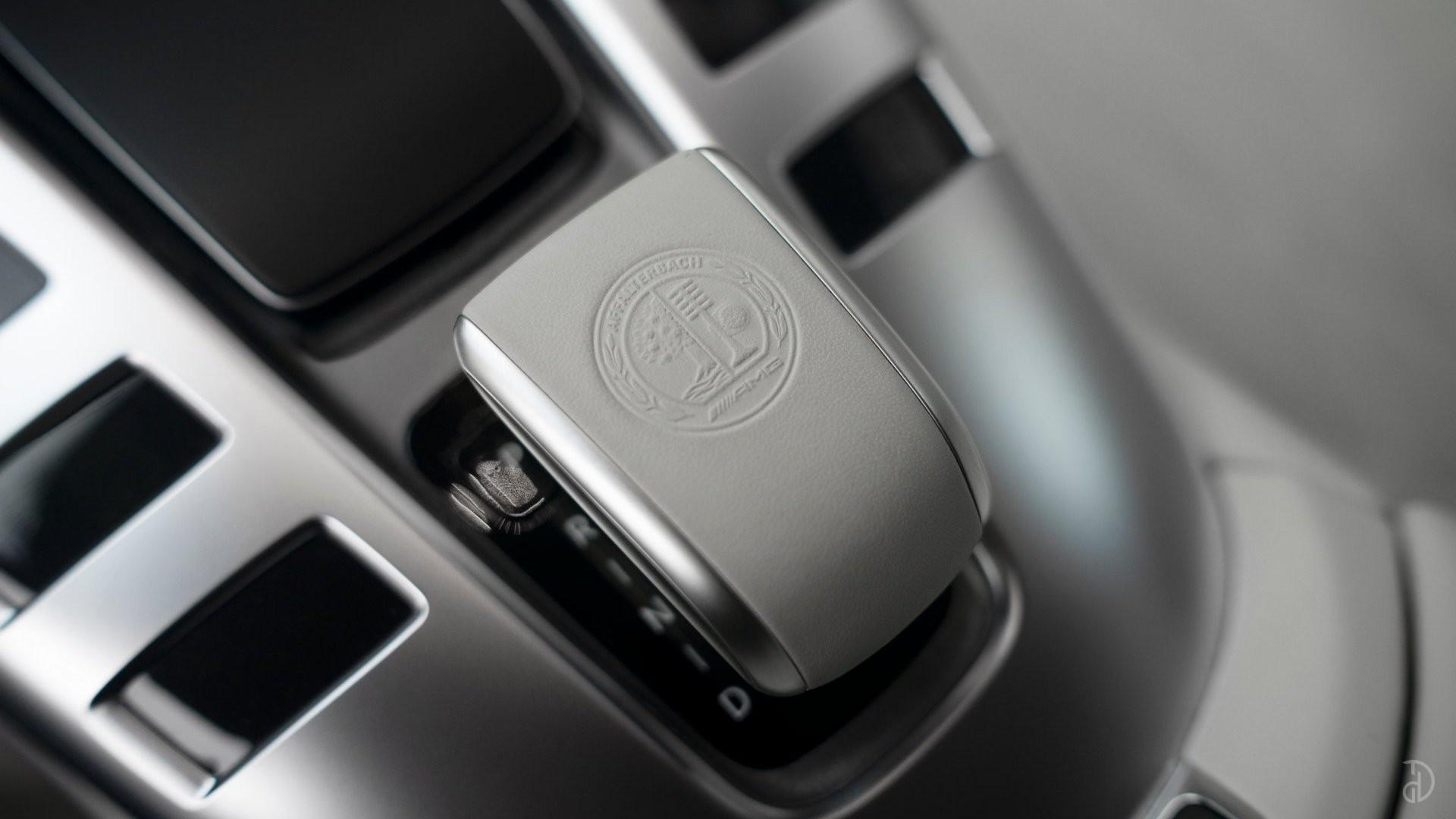 Аренда Mercedes-Benz AMG GT 63s 4 дв. купе. Фото 16