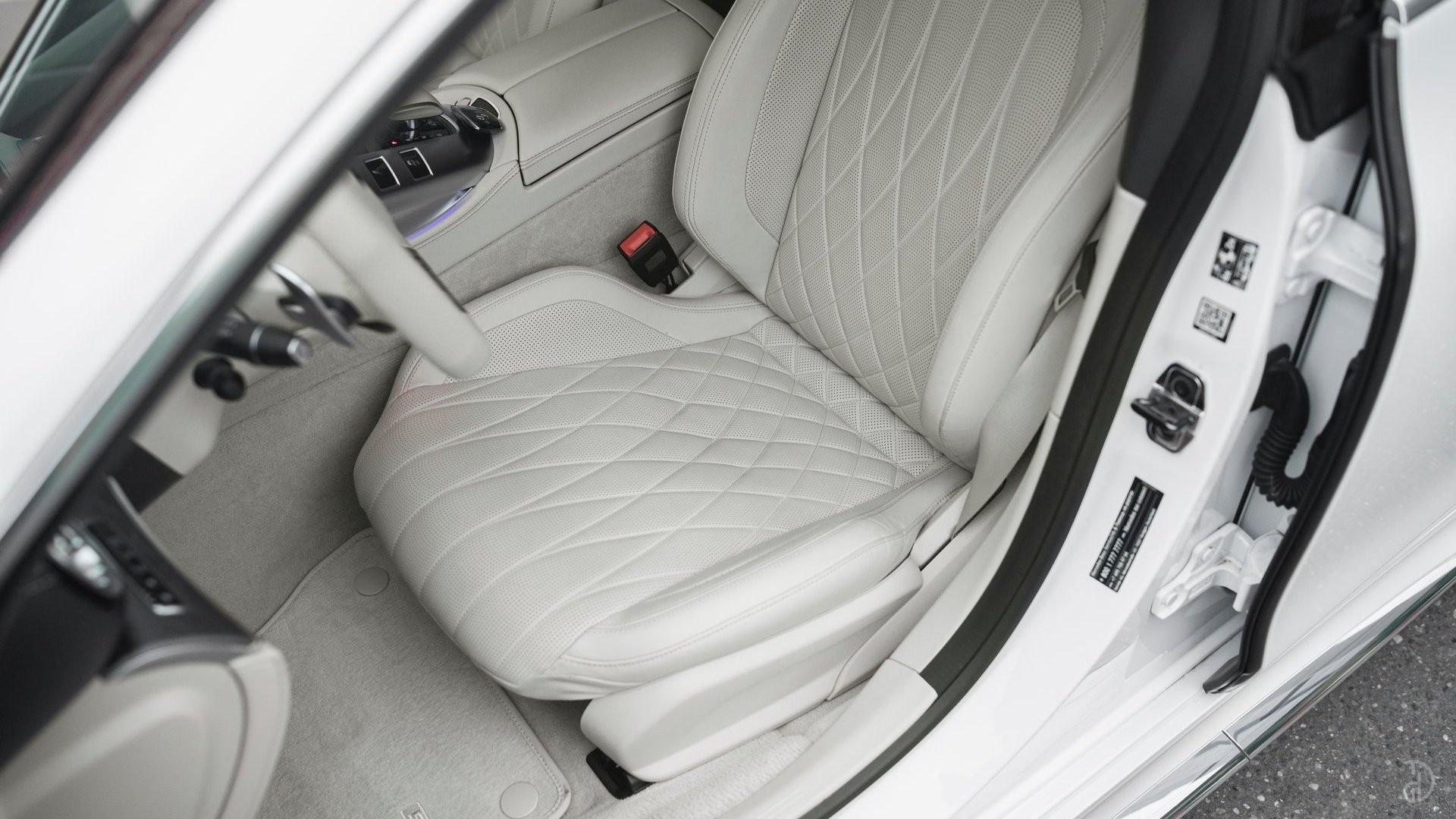Аренда Mercedes-Benz AMG GT 63s 4 дв. купе. Фото 24