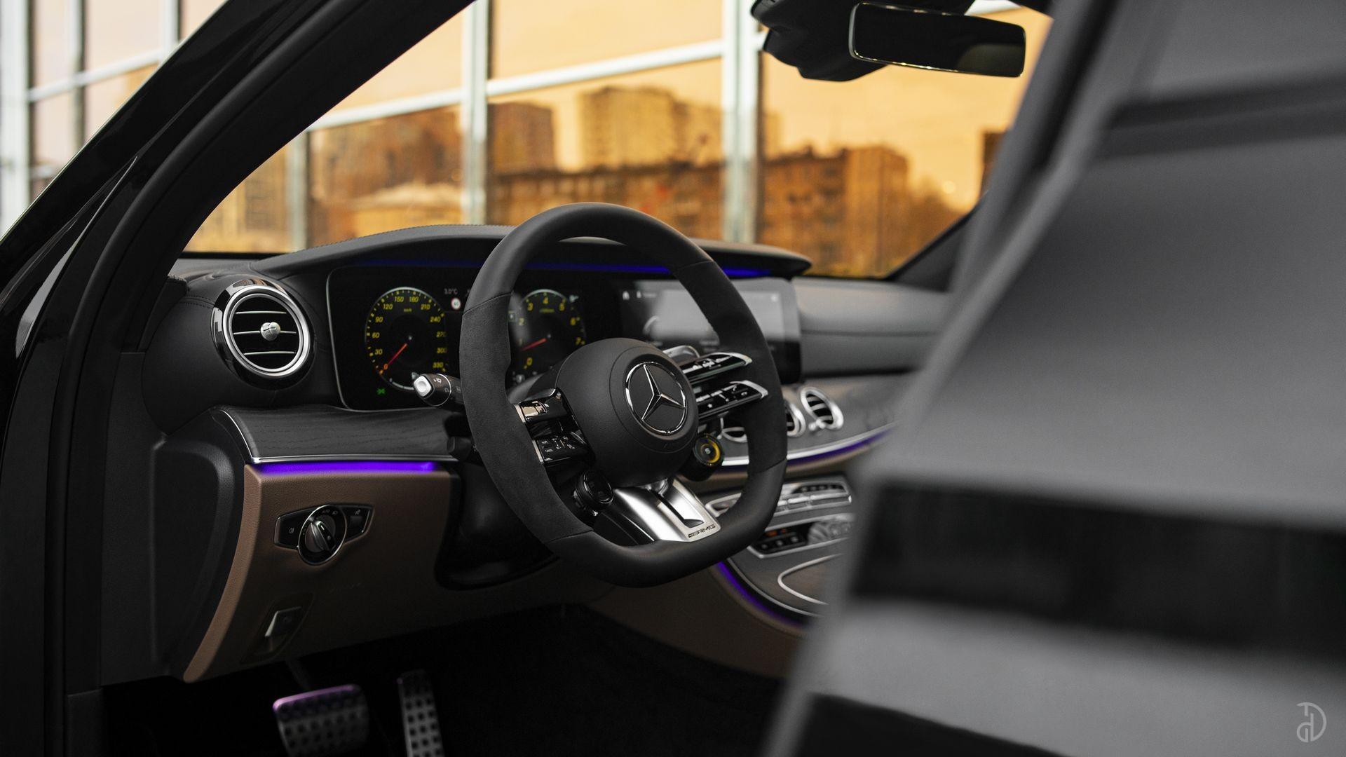 Аренда Mercedes Benz E 63 Amg S 2020 в Москве. Фото 16