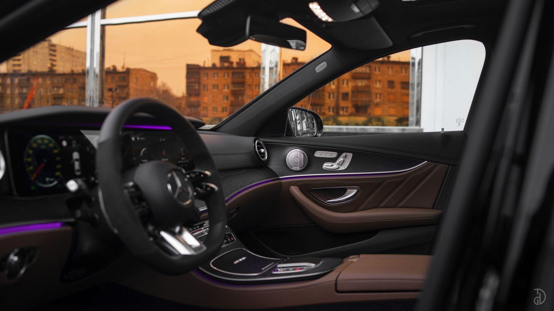 Аренда Mercedes Benz E 63 Amg S 2020 в Сочи. Фото 15