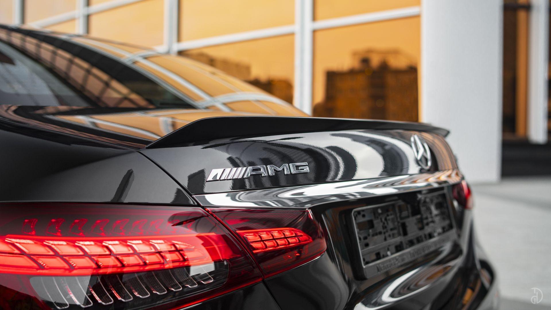Аренда Mercedes Benz E 63 Amg S 2020 в Сочи. Фото 5
