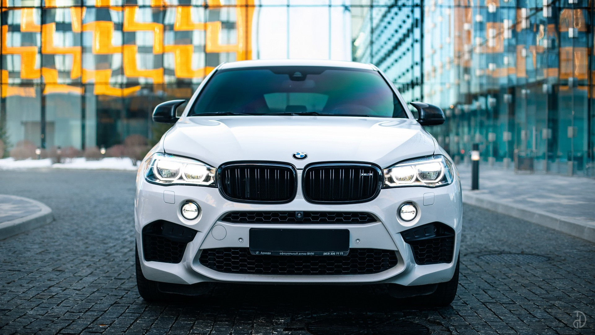 Аренда BMW X6M в Сочи. Фото 2