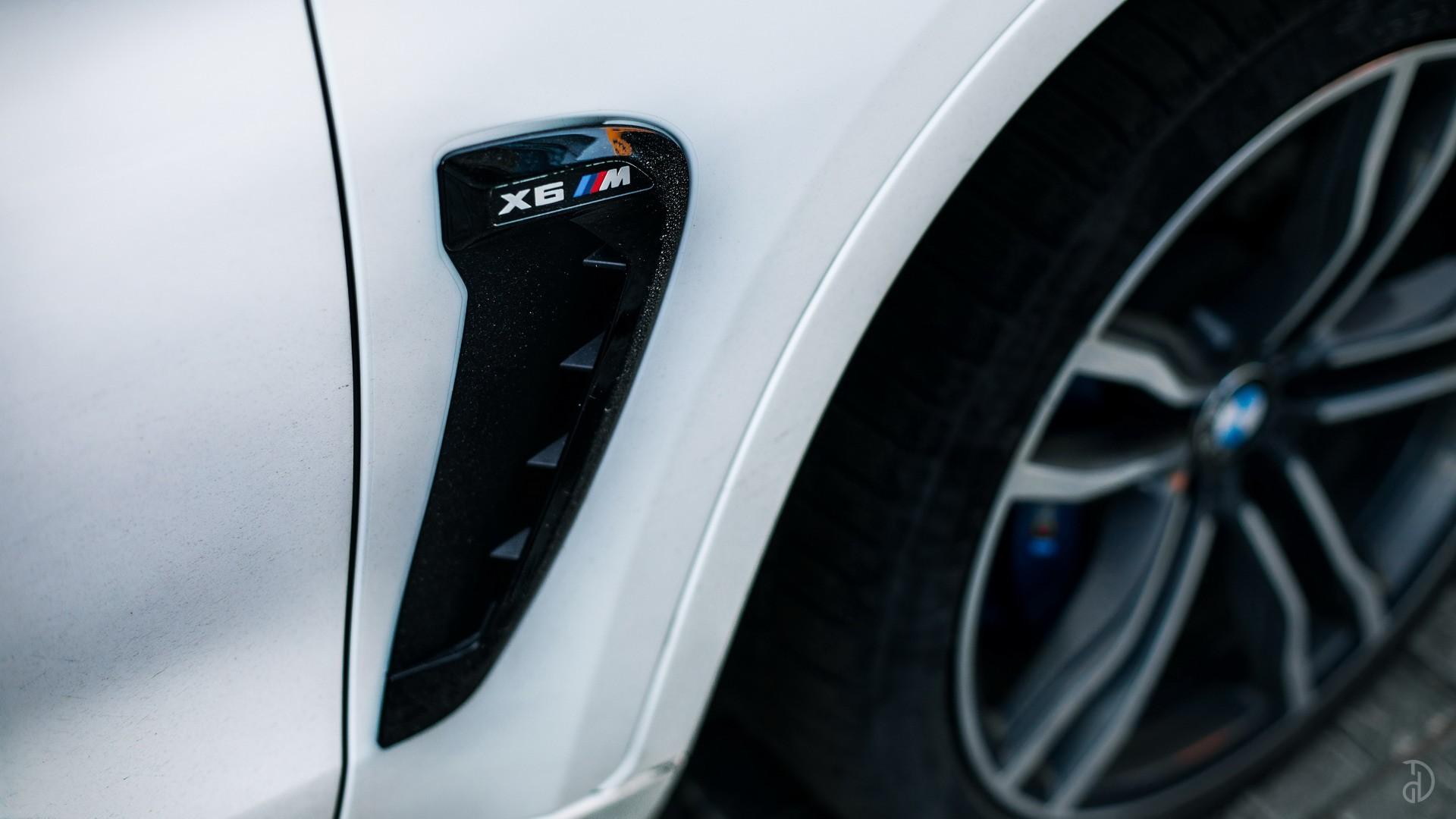 Аренда BMW X6M в Сочи. Фото 8